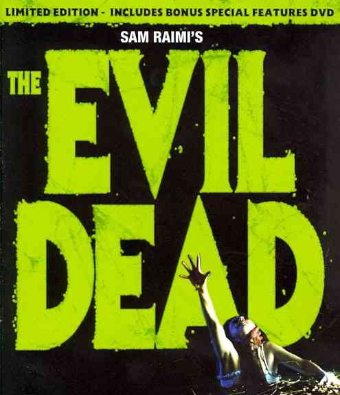 EVIL DEAD BY CAMPBELL,BRUCE (Blu-Ray)